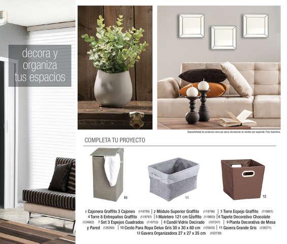Ofertas de The Home Depot, Organizar tus espacios ¡Nunca fué tan fácil!