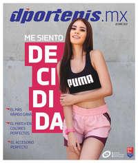 Revista Dportenis Octubre