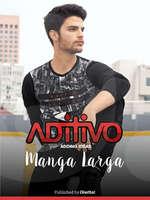 Ofertas de Aditivo, Manga Larga para él