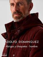 Ofertas de Adolfo Dominguez, Abrigos y chaquetas - hombre