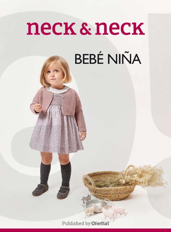 Ofertas de Neck & Neck, Bebé niña