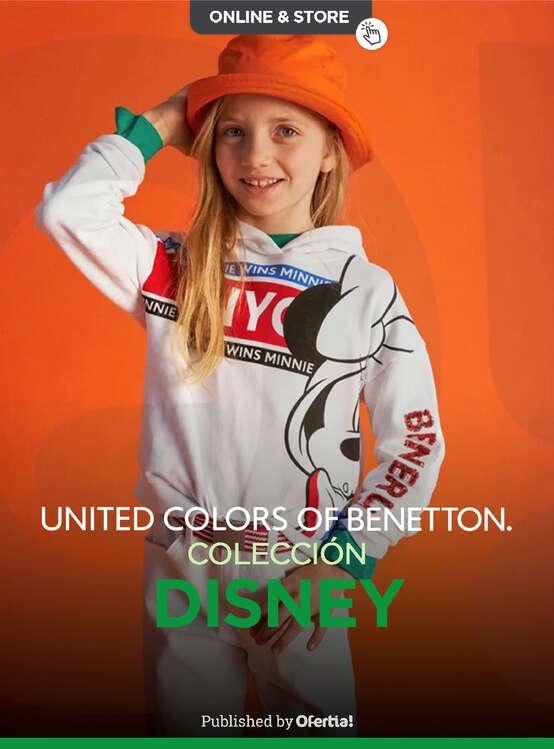 Ofertas de Benetton, Disney