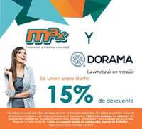 CONVENIO DORAMA-MAX