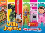 Ofertas de Woolworth, Villa Juguete