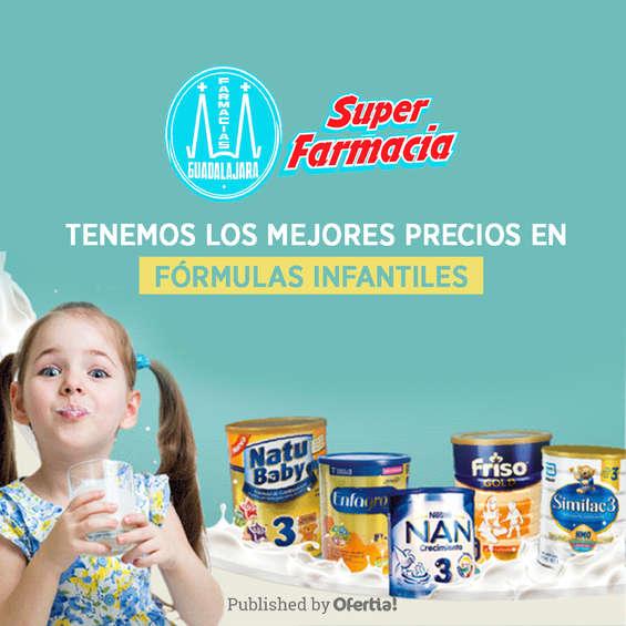 Ofertas de Farmacias Guadalajara, Tenemos los mejores precios en Fórmulas