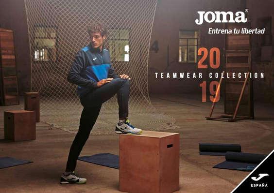 Ofertas de Joma Sport, Team 2019