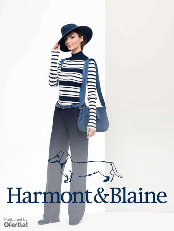 Ofertas de Harmont & Blaine, Fall Winter 17