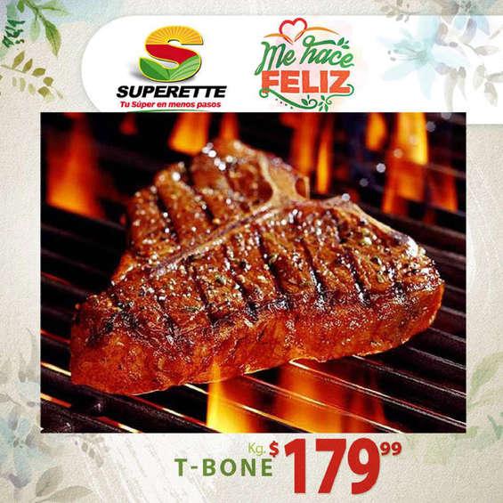 Ofertas de Superette, T-bone