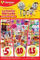 Ofertas de Soriana Mercado, La Familia Mercado