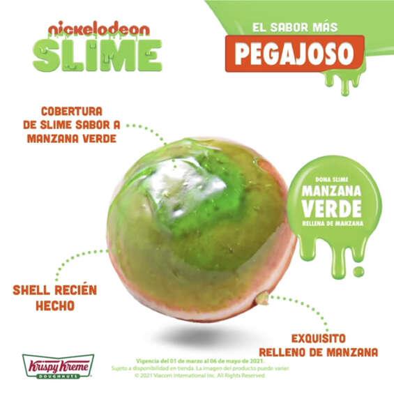 Ofertas de Krispy Kreme, El sabor más pegajoso
