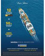 Ofertas de Viajes Palacio, Navegar por el mundo