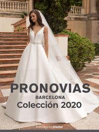 Pronovias Colección 2020