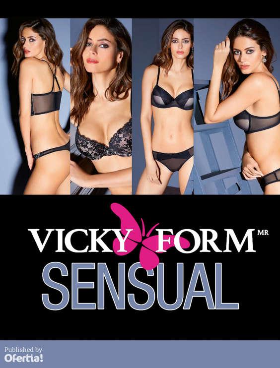 Ofertas de Vicky Form, VickyForm Invierno Sensual
