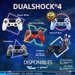 Ofertas de Game Planet, Dualshock 4