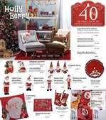 Ofertas de The Home Store, Merry Christmas