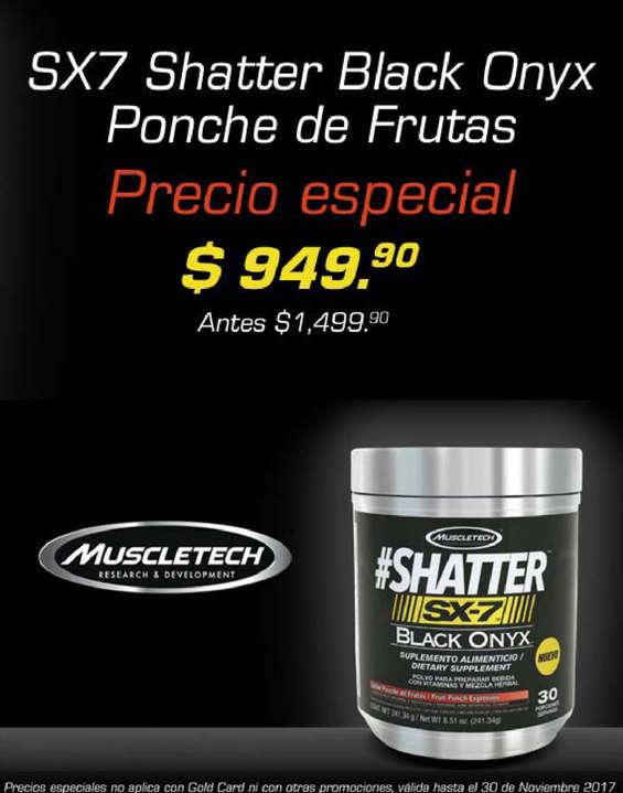 Ofertas de GNC, Shatter Black Onyx precio espacial