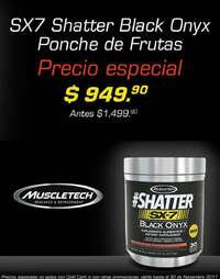 Shatter Black Onyx precio espacial