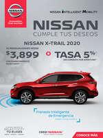 Ofertas de Nissan, Nissan Cumple tus deseos