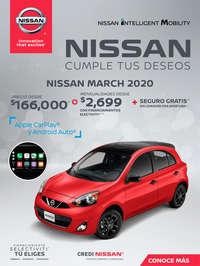 Nissan Cumple tus deseos