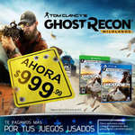 Ofertas de Game Planet, Ghost recon