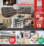 Ofertas de MZ, Salas y sillones