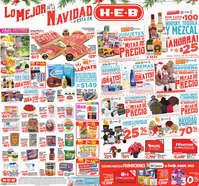 Lo mejor de la Navidad está en H-E-B