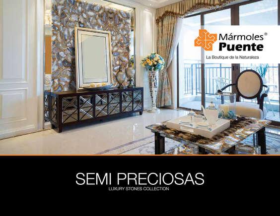 Ofertas de Marmoles Puente, Semi preciosas