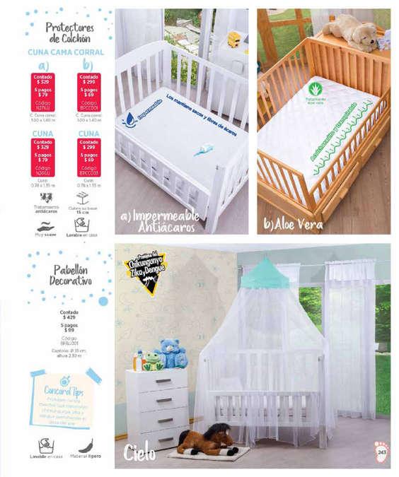 Muebles y complementos beb en guadalajara cat logos for Muebles bebe baratos