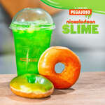 Ofertas de Krispy Kreme, Slime Nickelodeon
