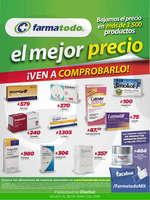 Ofertas de Farmatodo, El mejor regulado