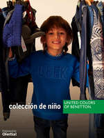 Ofertas de Benetton, Colección de niño