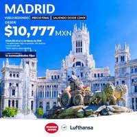 Viaja a Madrid