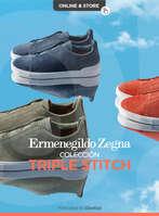 Ofertas de Ermenegildo Zegna, Triple Stitch