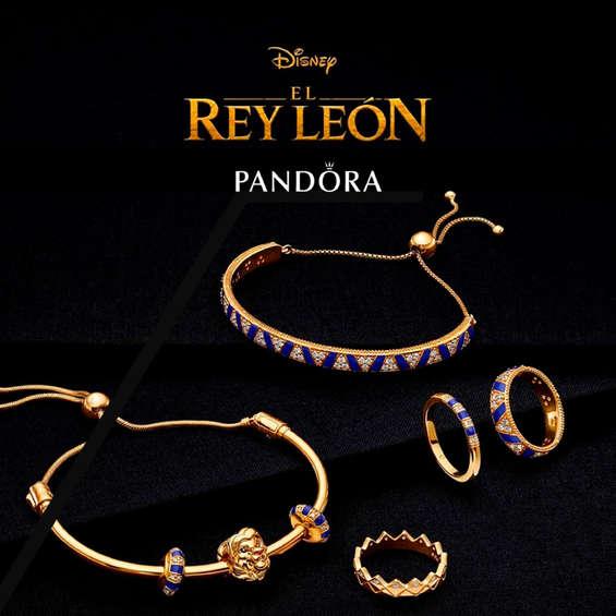 Ofertas de Pandora, El Rey León