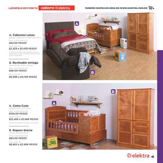 Cunas en Ciudad de México - Catálogos, ofertas y tiendas donde ...