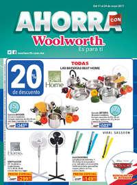 Ahorra con Woolworth