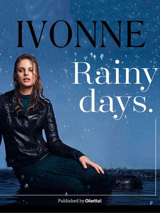 Ofertas de Ivonne, Rainy days