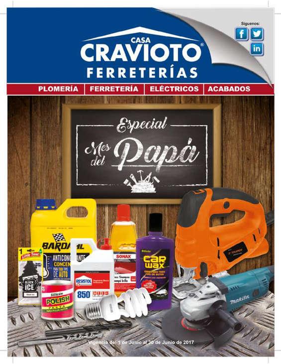 Ofertas de Casa Cravioto, Promociones Junio
