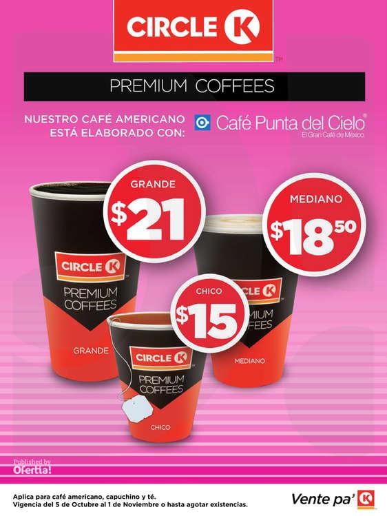 Ofertas de Circle K, Promociones Obregón y Hermosillo