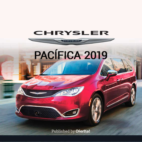 Ofertas de Chrysler, Chrysler pacífica