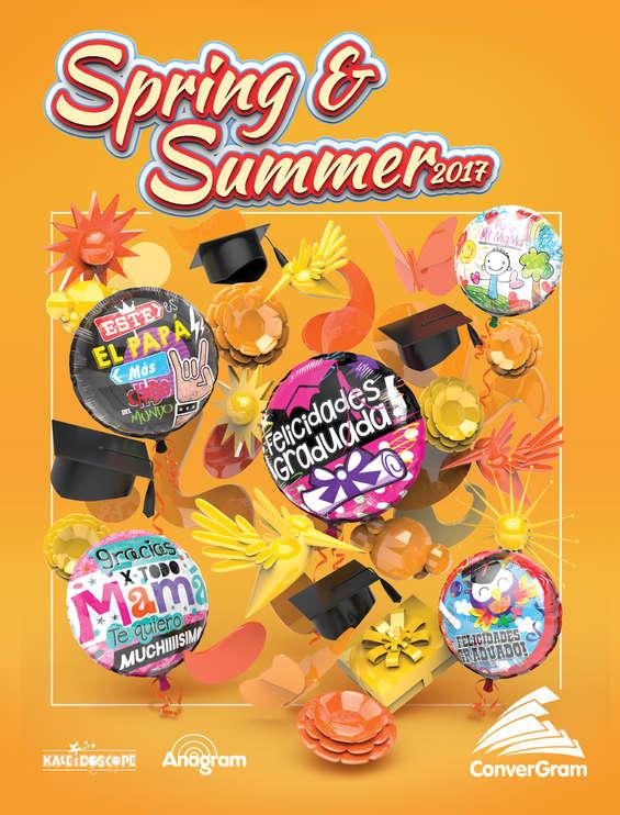 Ofertas de Convergram, Spring Summer 2017