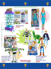 Toy story 4 CDMX