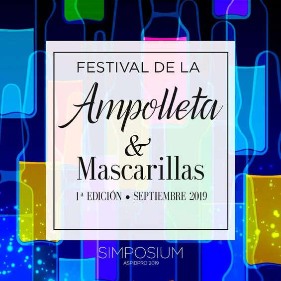 Ofertas de Aspidpro, Festival de la ampolleta & mascarillas