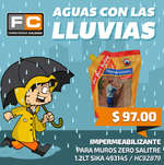 Ofertas de Ferreterías Calzada, Aguas con las lluvias