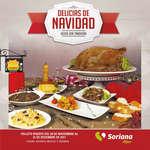 Ofertas de Soriana Híper, Delicias de navidad