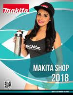 Ofertas de Makita, publicidad 2018