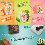 Ofertas de Mr. Sushi, Creaciones Mr. Sushi
