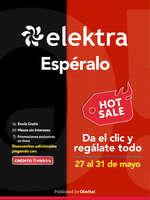 Ofertas de Elektra, Hot Sale Elektra