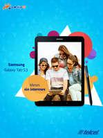 Ofertas de Telcel, Samsung GalaxyTab S3