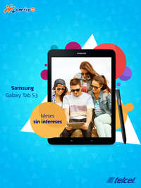 Samsung GalaxyTab S3
